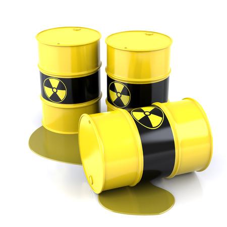 Radioactive Barrels photo
