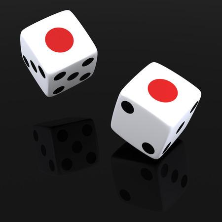mala suerte: Dados Bad Luck