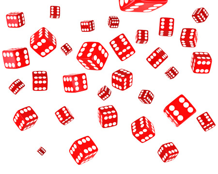 stochastic: Red Dices Explosion