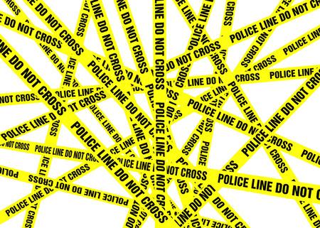do not cross: Police Line Tape: Do Not Cross