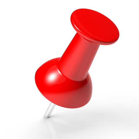 thumbtack: Red Thumbtack