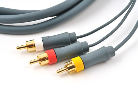 input device: High quality RGB Coax Cable, TV, Video - audio cable. Composite