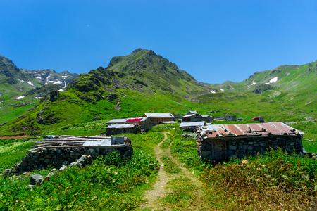 Kackar mountains. Rize - Turkey 写真素材