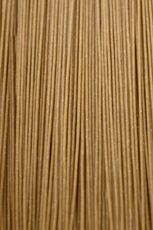 whole wheat spaghetti background photo