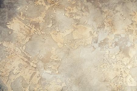 자연 시멘트 또는 돌 빈티지 또는 지저분한 배경 레트로 패턴 벽으로 오래 된 텍스처입니다. 개념, 개념 또는은 유 벽 배너, 그런 지, 재료, 세, 녹 또는