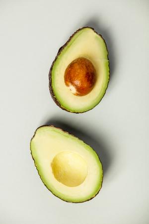Avocado - vertical composition