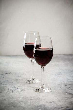 Red wine composition 스톡 콘텐츠