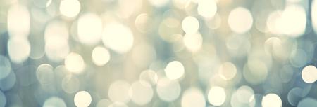 Lights on blurred grey - close up