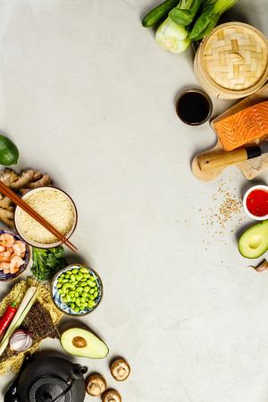 Asian food ingredient