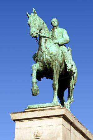 Statue of King Albert 1st