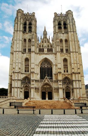 michel: St. Michel Cathedral - Brussels