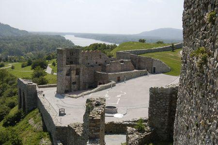 Ruin of Devin castle