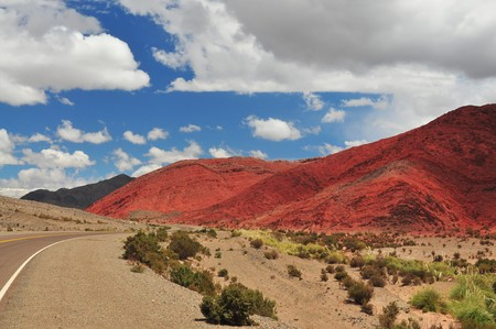 Hill near Rumi Raya, provincia Catamarca, Argentina