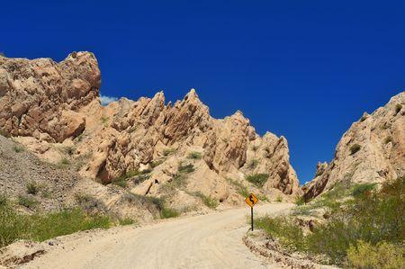 Quebrada de las Flechas, Salta, Argentina