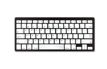 Keyboard symbol Ilustração