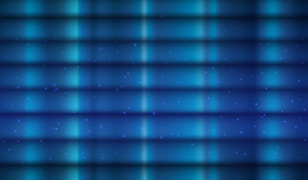 Abstract blue background vector template