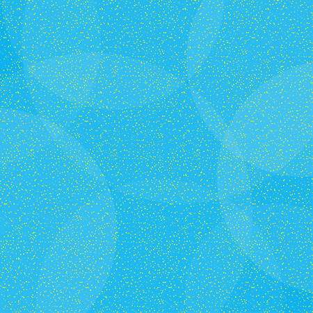 fresh concept: Soap water bubbles on checkered background, vector illustration.
