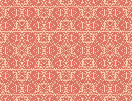 repeated: Byzantine seamless pattern. Vector illustration. Illustration