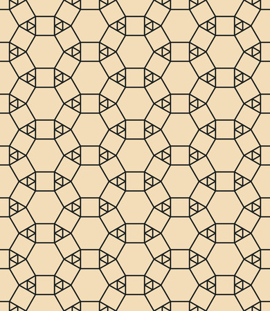 byzantine: Byzantine seamless pattern. Vector illustration. Illustration