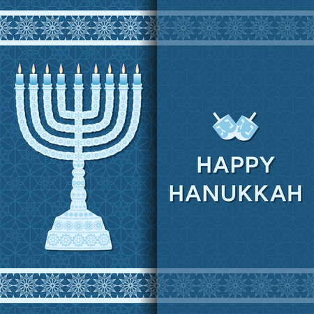 Hanukkah background with menorah and text happy hanukkah candles hanukkah background with menorah and text happy hanukkah candles david star and jewels m4hsunfo