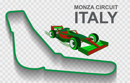 Italy grand prix race track