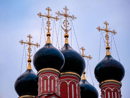 Domes of Church of St. Nicholas on Bolvanovka. In 1632, wooden Church of St. Nicholas was built in Bolvanovka. In 1702-1712 it was replaced by stone temple.