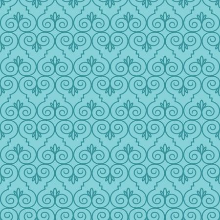 Seamless Swirl Pattern two