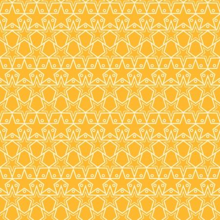 Seamless Star Pattern Vettoriali