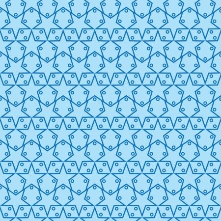 Seamless Star Pattern Two 版權商用圖片 - 24935247