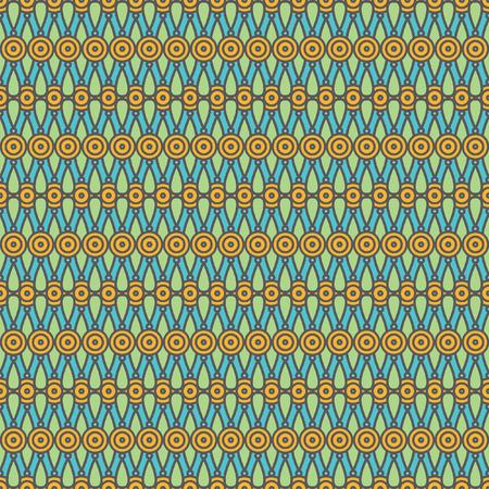 Seamless Circular Pattern