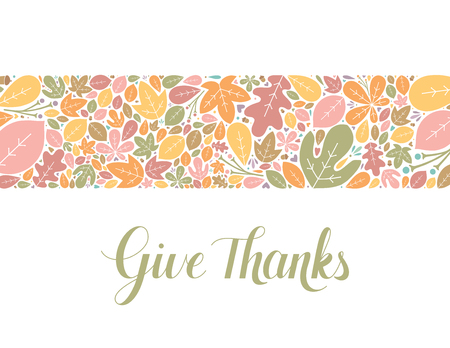 give: Give Thanks Banner