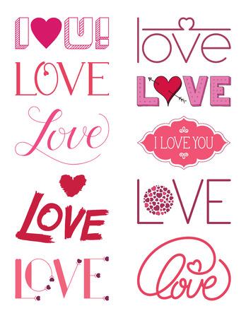 admire: Love Design Elements Three