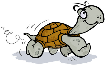 Running Tortoise