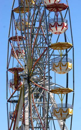 ferriswheel: Ferriswheel ad una fiera locale