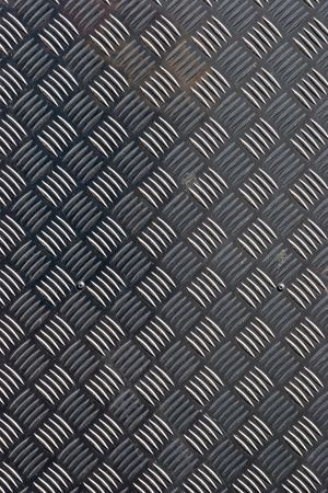 criss: Metal plate background Stock Photo