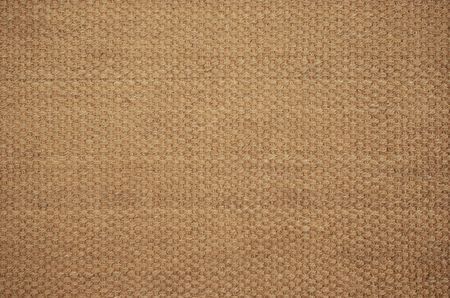 Top view of a woven cocos mat photo
