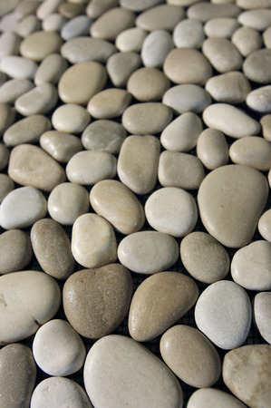Beautifully shaped pebbles - perfect as a natural background