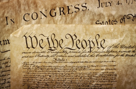constitutional law: The Constitution for the United States of America