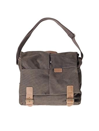 shoulder bag: Retro hipster shoulder bag for laptops and carry-ons