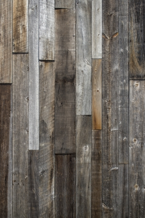 Old and weathered wood background