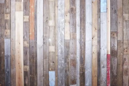 madera r�stica: Antecedentes de madera recuperada para un aspecto r�stico moderno