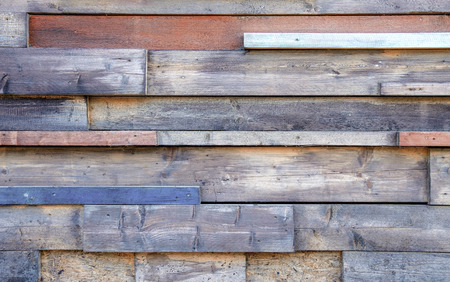 reclaimed: Background of reclaimed timber for a modern rustic look