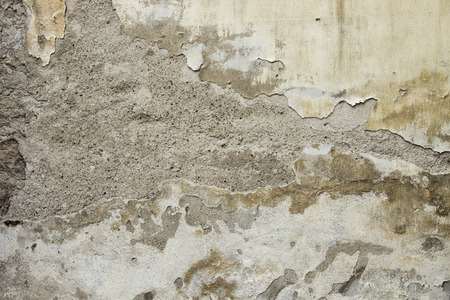 wall paint: Old and worn out wall background Stock Photo
