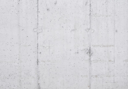crack house: Brand new concrete wall background Stock Photo