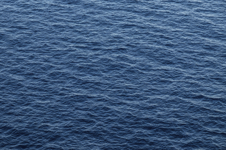 ocean background: Blue ocean background with moderate waves