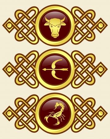 zodiac Vector