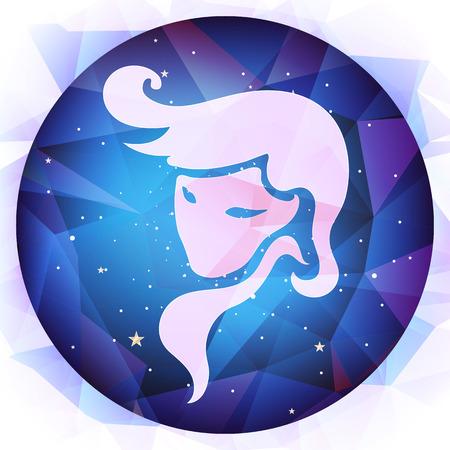 zodiac signs illustration Ilustração