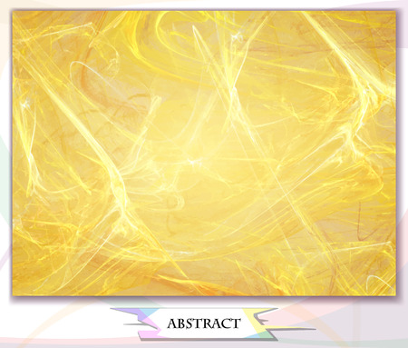 abstract gold background, vector illustration