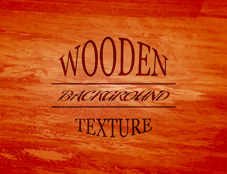 wood texture, plate background, vector illustration