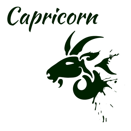 classical mythology character: zodiac sign Capricorn